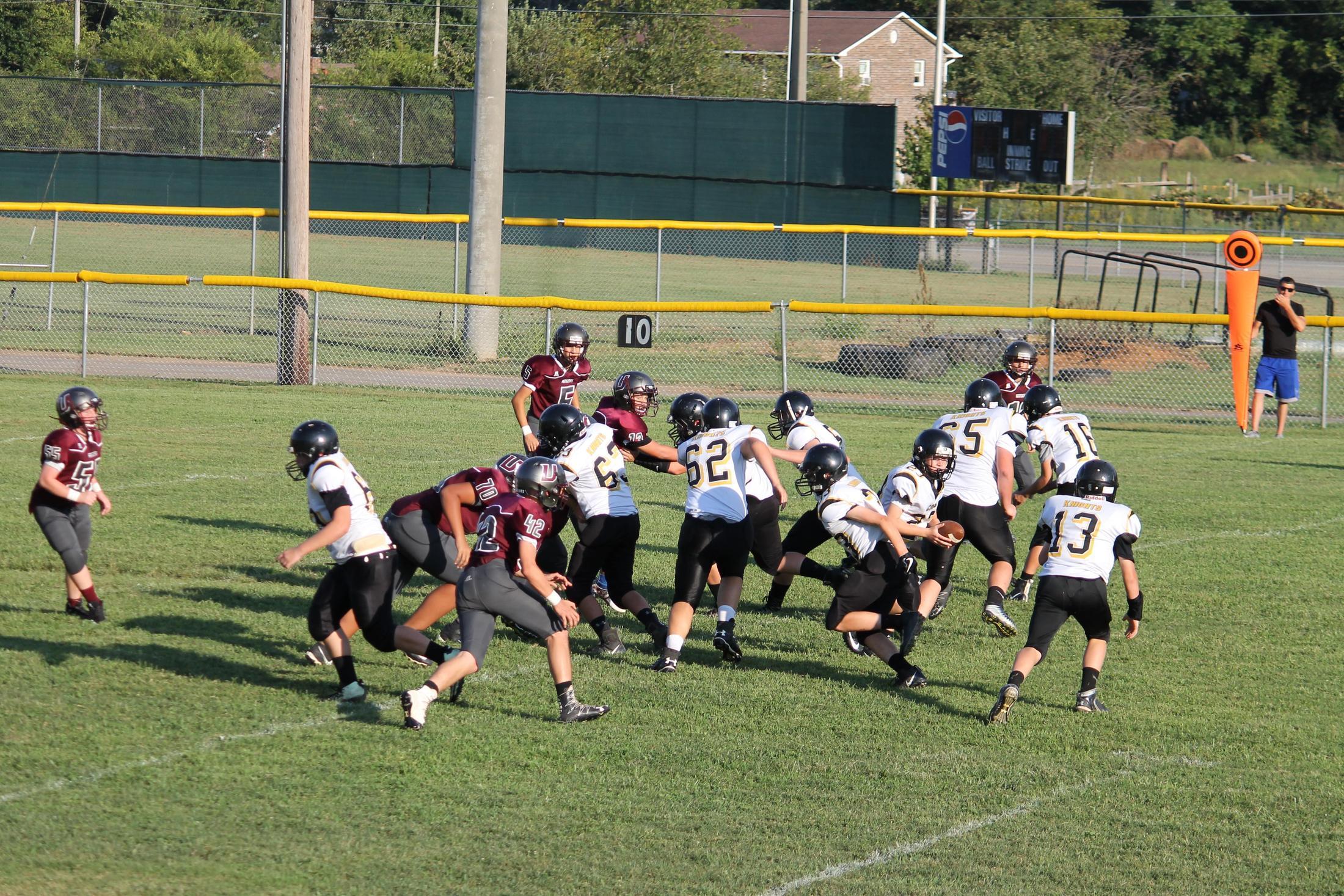 Football Photos - Athletic Teams - Chuckey-Doak Middle School