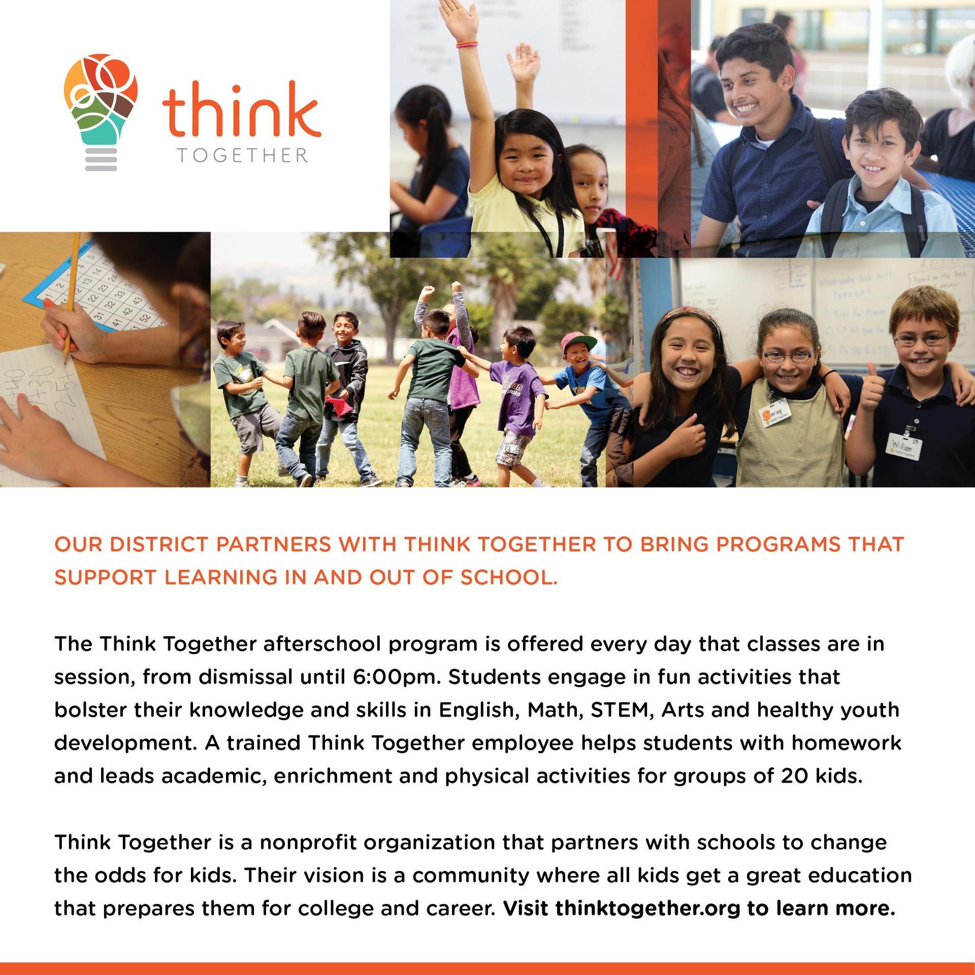 Think Together information