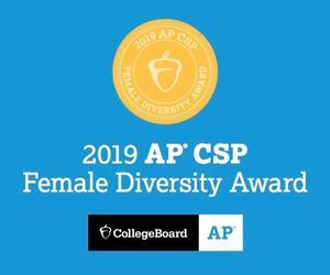 Female Diversity Award Logo