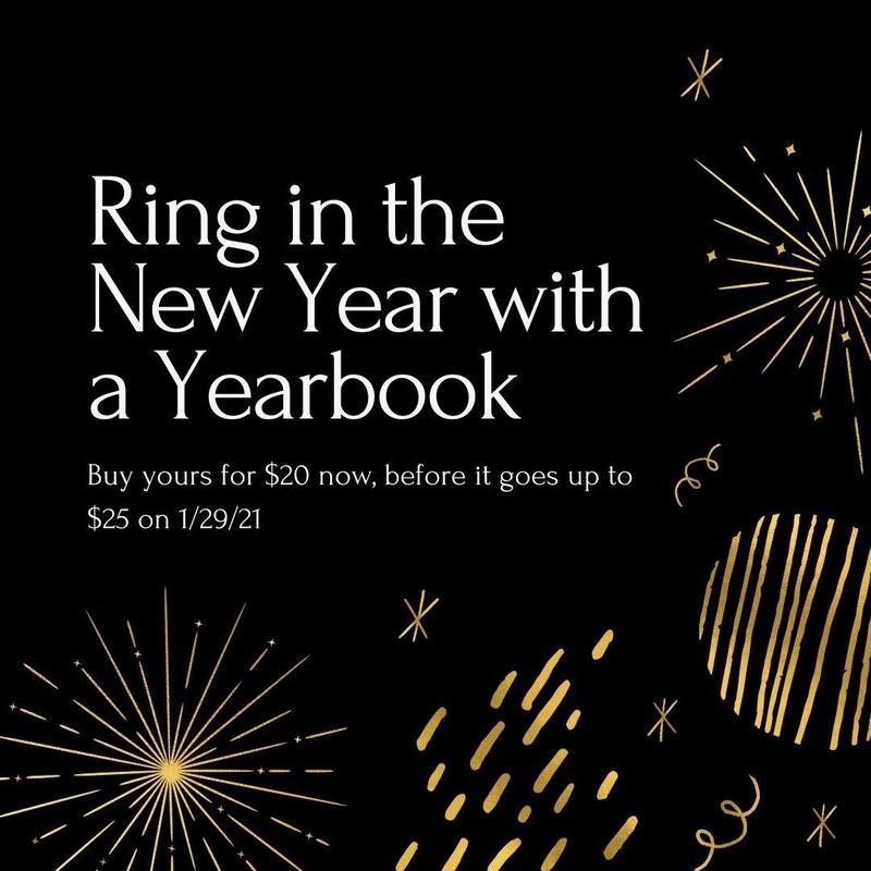 New Year Yearbooks