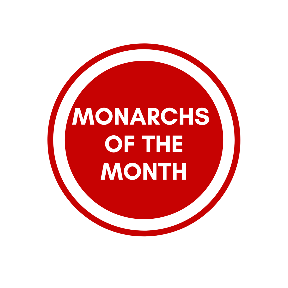 Monarchs of the Month