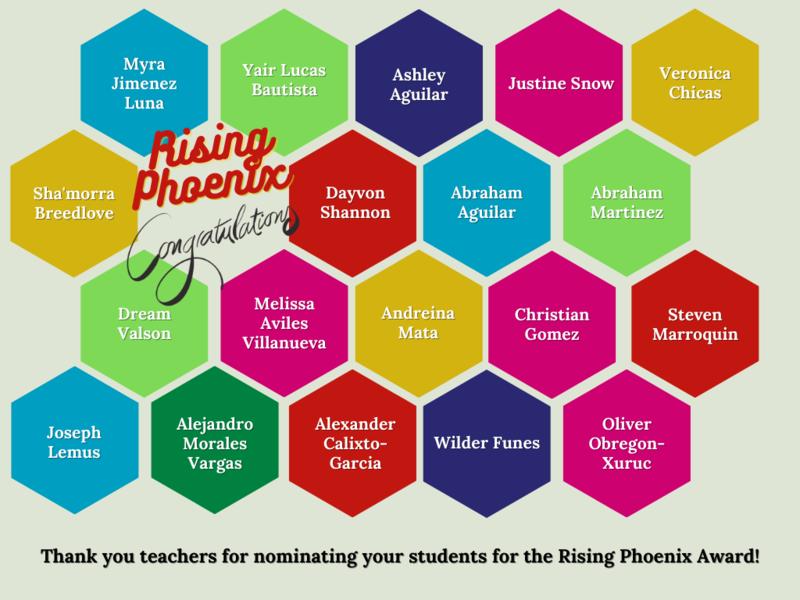 Rising Phoenixes! Featured Photo