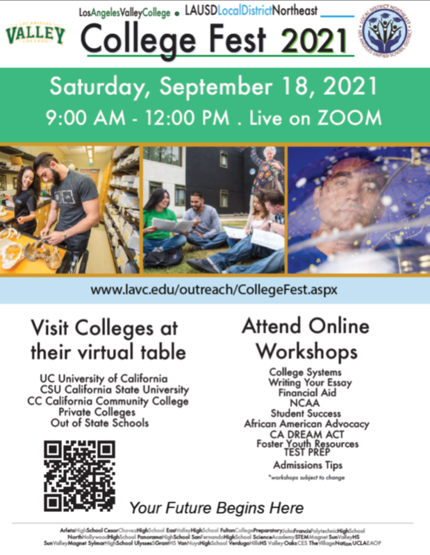 College Fest Featured Photo