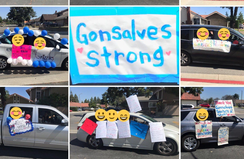 Gonsalves Strong