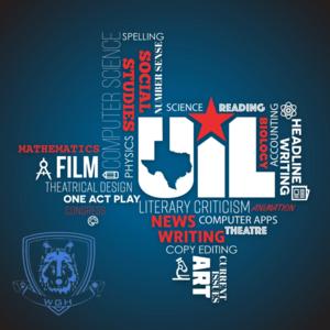 academic uil and global high school logos
