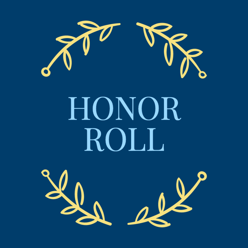 Honor Roll Students Featured Photo