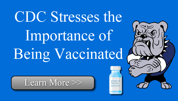 CDC Stresses the Importance of Being Vaccinated