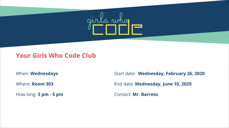 Girls Who Code Expo Club Featured Photo