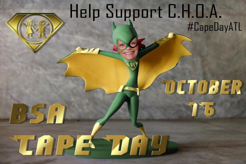 CHOA Cape Day October 16th