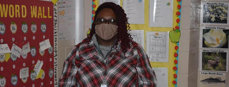 Kennedy Early Childhood Center honors bus drivers.