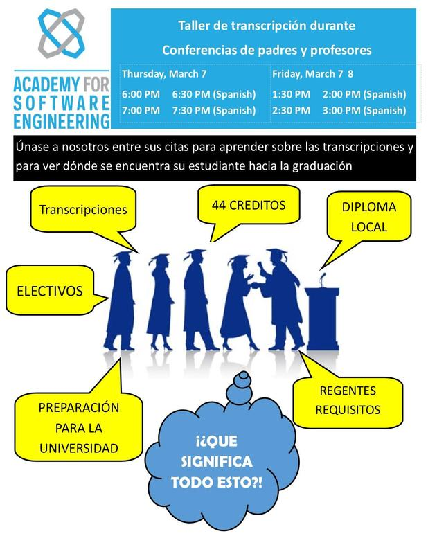 Spring Transcript Workshop Flyer_Spanish.jpg