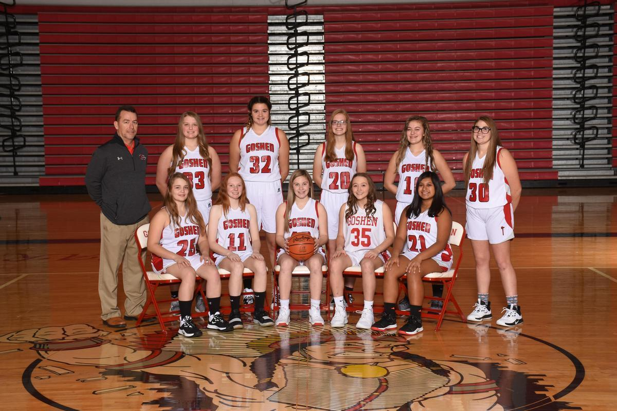 JV Girls Basketball 19/20