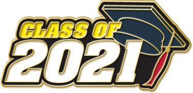 Class of 2021 Pin