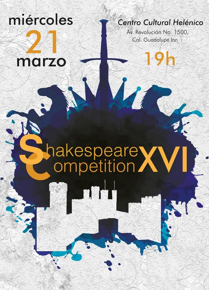 XVI Shakespeare Competition