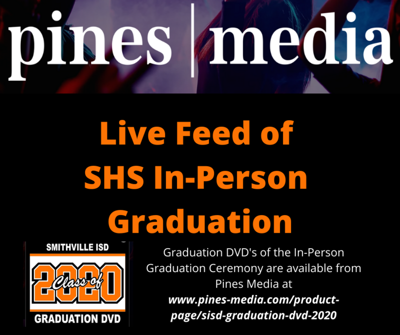 Live Feed of In-Person SHS Graduation