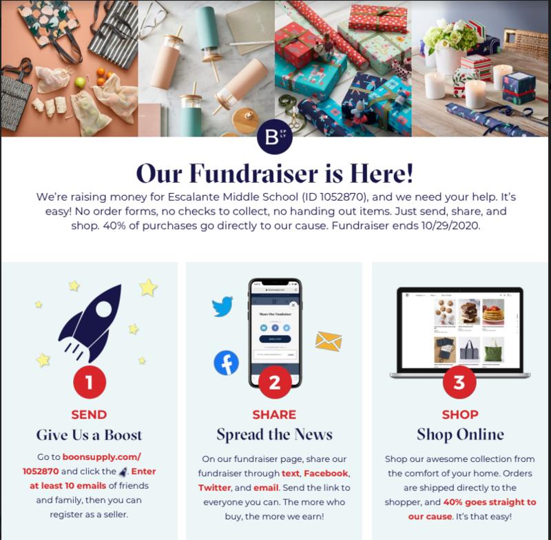 Fall Fundraiser