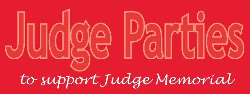 JUDGE PARTIES - Spots Still Available Featured Photo