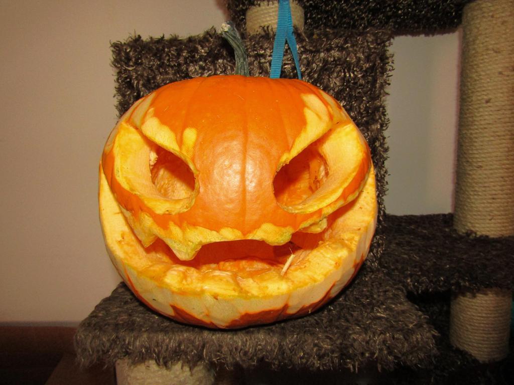 Pumpkin Carving 2020-2021