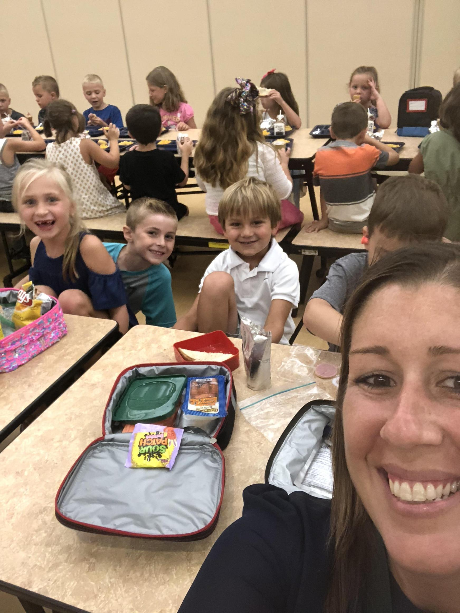 Lunchroom Fun