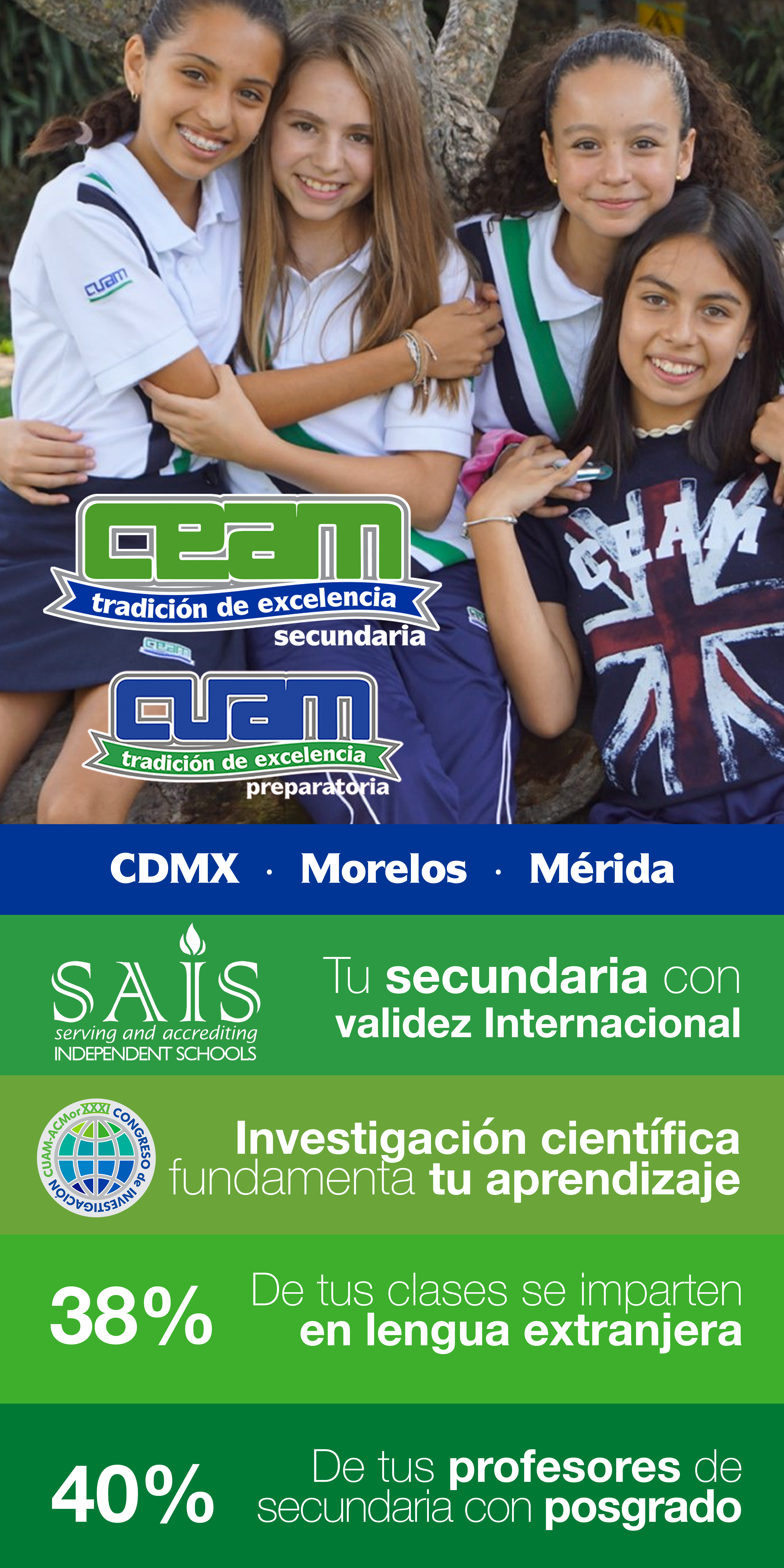 Secundaria Global CEAM