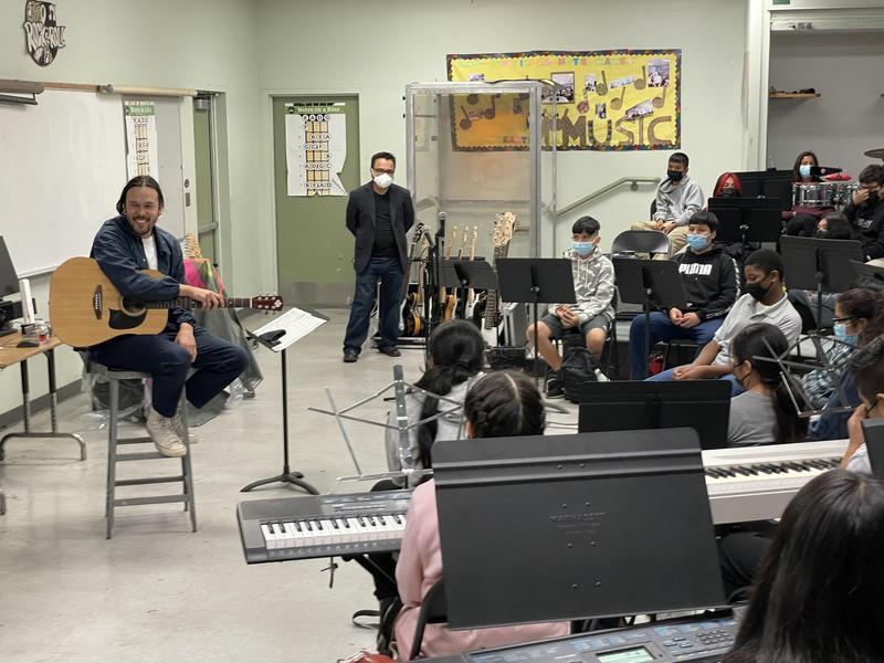 Justin Nozuka comes to PIo Pico Featured Photo
