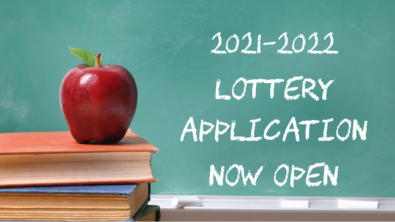 2021-2022 Lottery and Kindergarten Applications Now Open Featured Photo