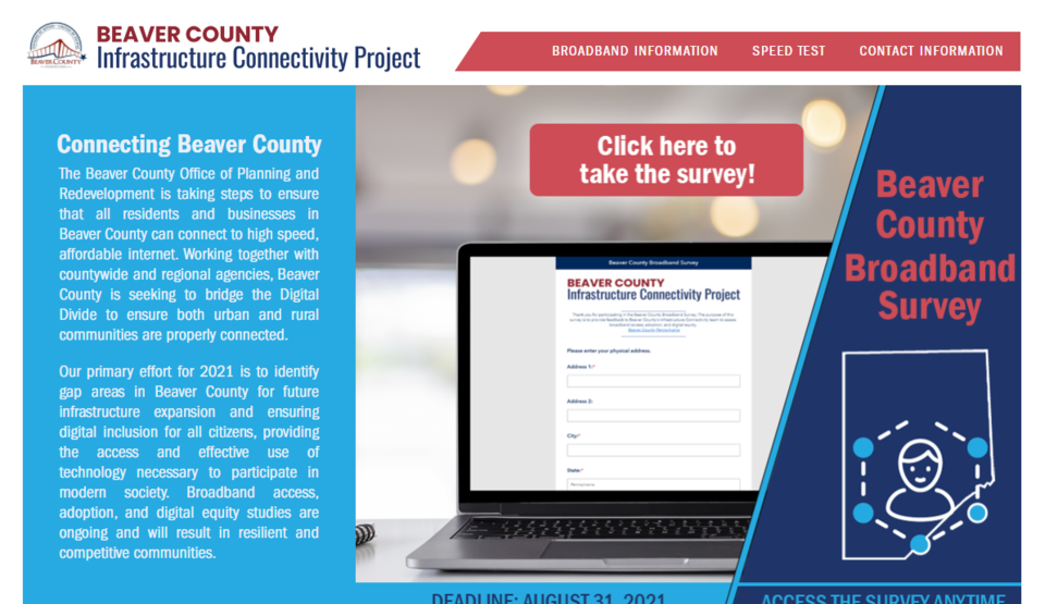 Beaver County Infrastructure Connectivity Project