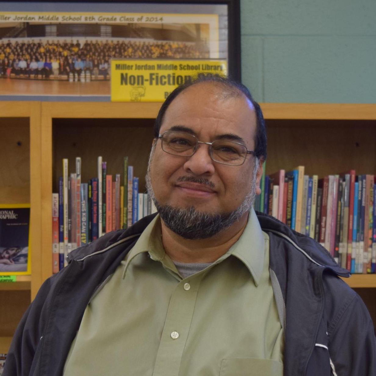 Israel Garcia's Profile Photo