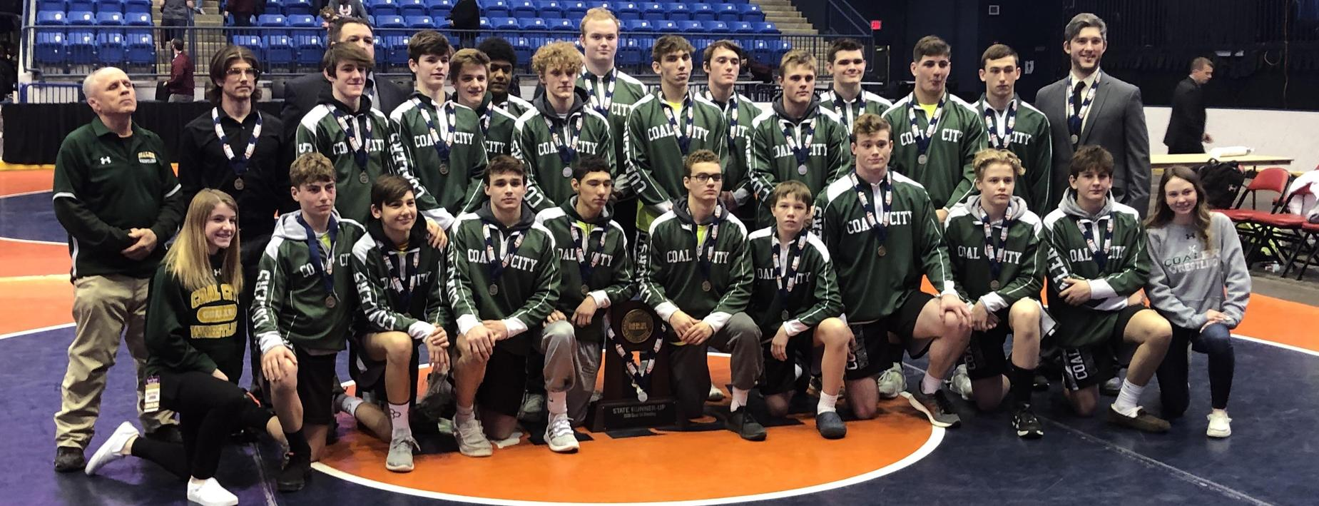 2nd in state