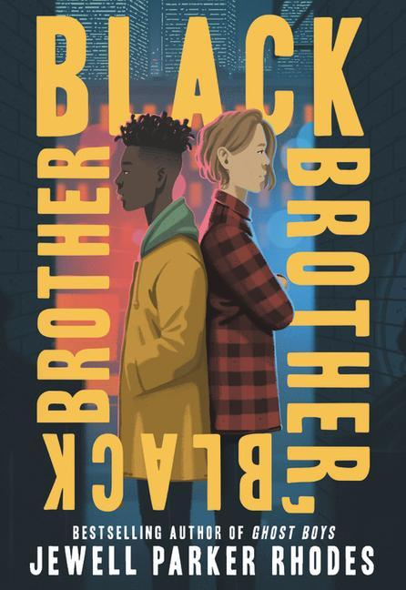 Black Brother, Black Brother Cover