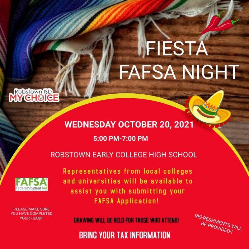 2nd FAFSA night is coming soon! Featured Photo