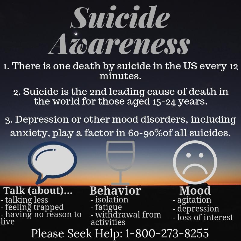 Friday Night Live Monthly Article: Suicide Prevention Featured Photo
