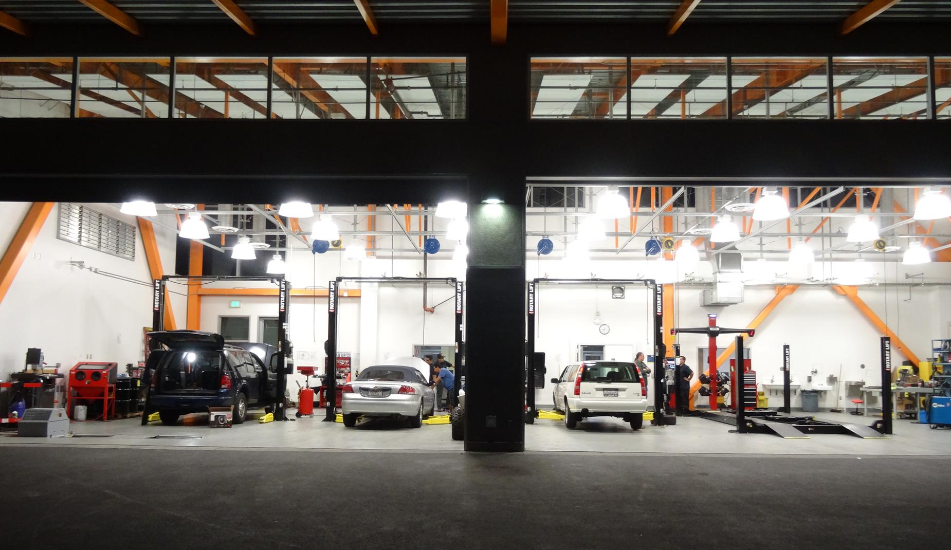 Automotive Technology | Career Technical Education (CTE)