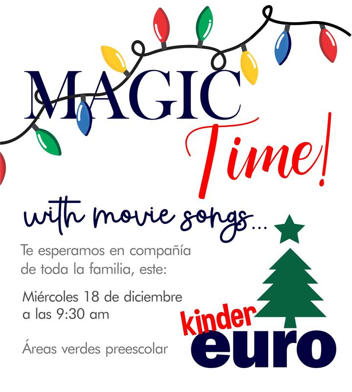 Concierto de la Esperanza 2019 Kinder: Magic Time!! Featured Photo