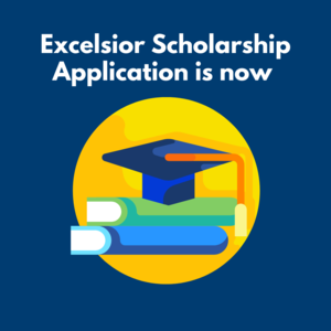 Excelsior Scholarship Application is now.png