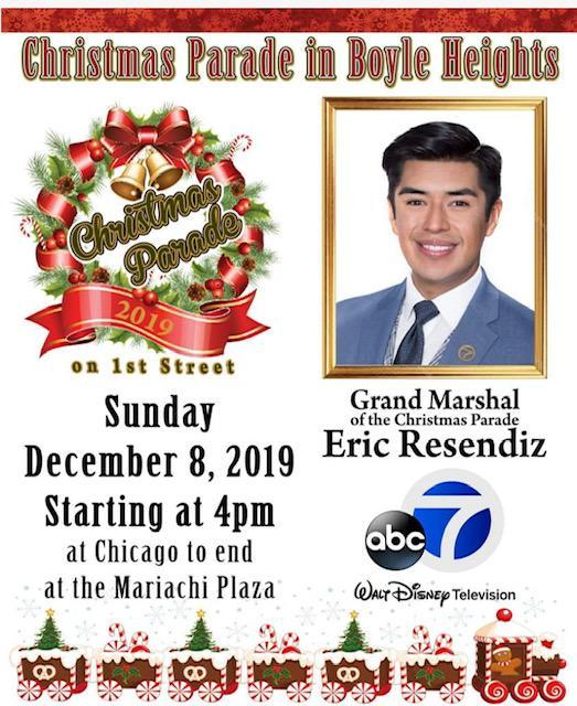 Boyle Heights Christmas Parade Featured Photo