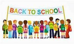 photo of Back to School