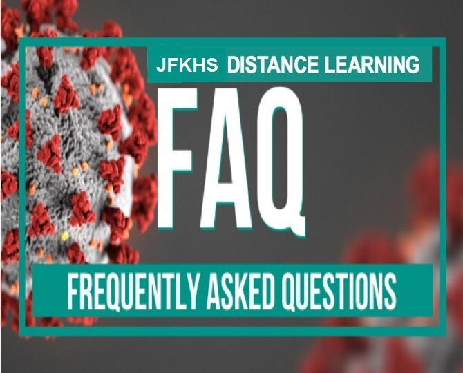 Distance Learning Frequently Asked Questions (FAQ's) Featured Photo