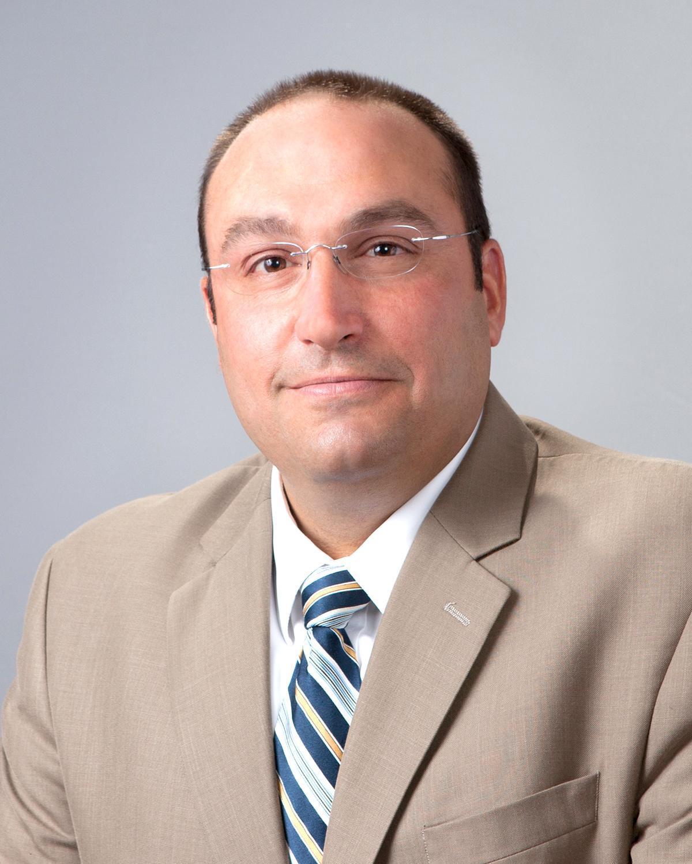 Principal Dr. Brian Wallace