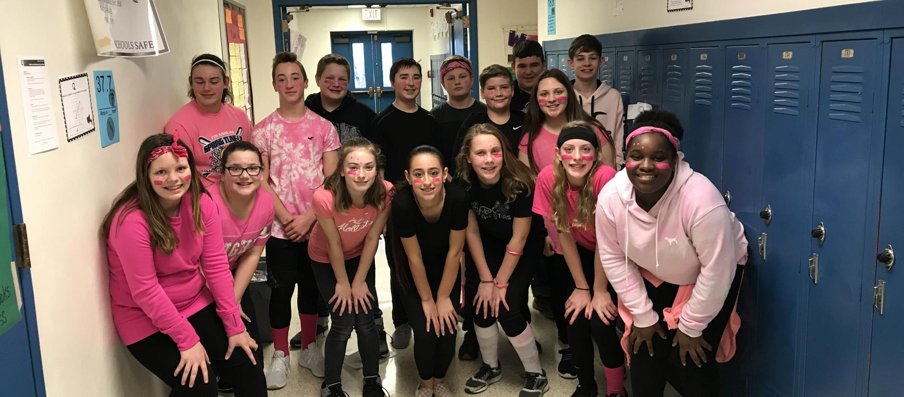Dodgeball for Charity Team