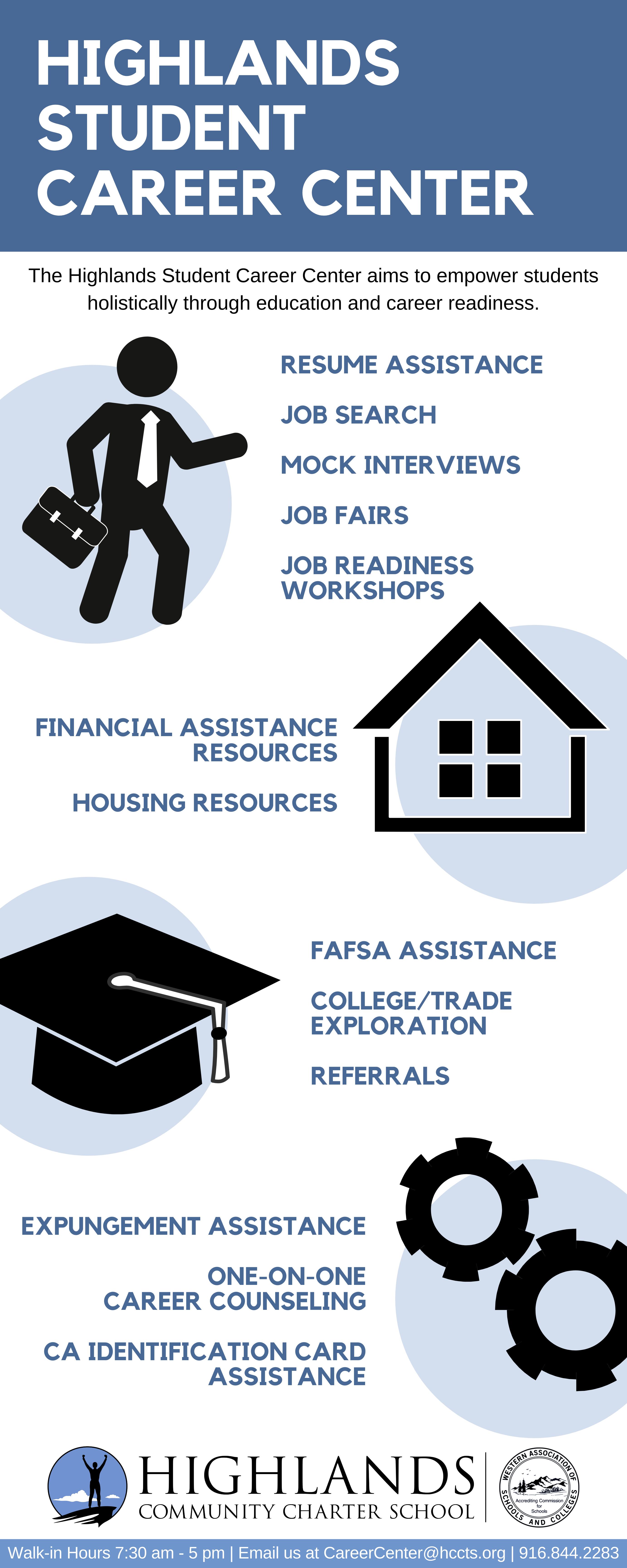 career center resources
