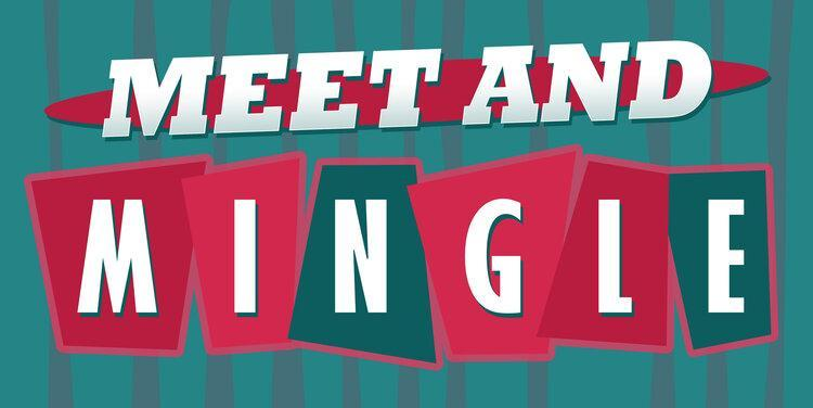Meet & Mingle graphic