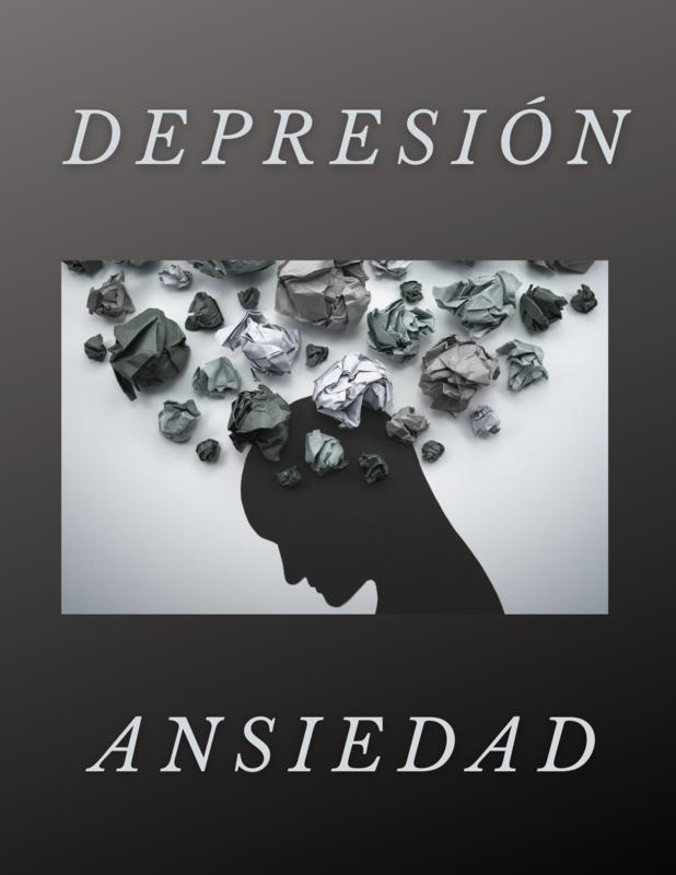 SERIE WEB- Depresión/Ansiedad (Español) Featured Photo
