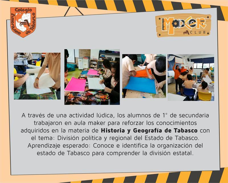 Historia y Geografía de Tabasco Featured Photo