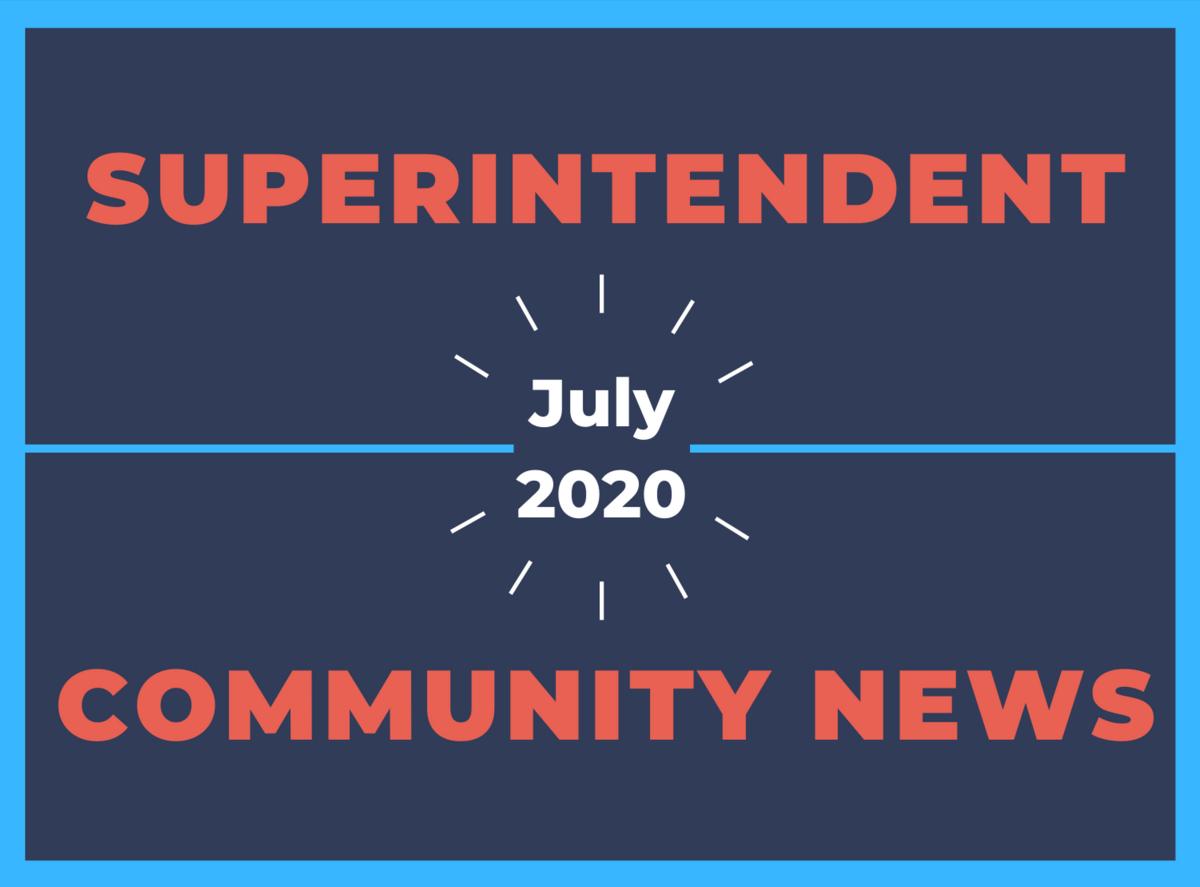 Superintendent's Message Logo