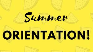 Summer Orientation 2018 Thumbnail Image