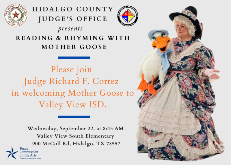 Welcoming Mother Goose Thumbnail Image