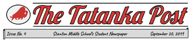 Tatanka Post  Issue 4