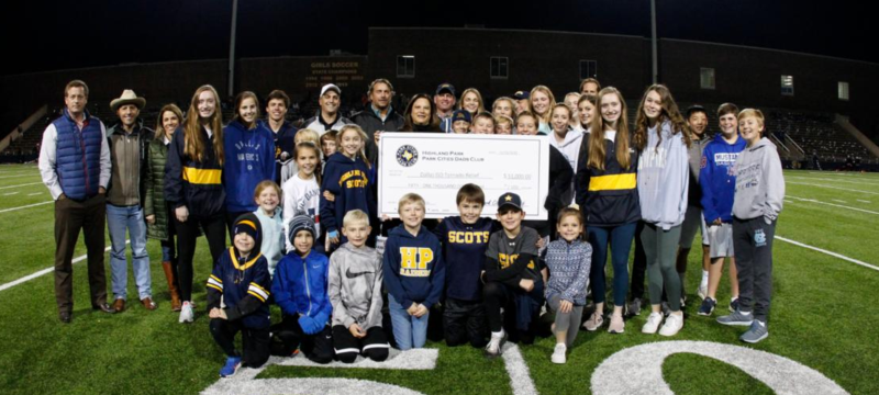 HP Kids Helping Kids campaign raises $51,000 to support tornado victims Featured Photo