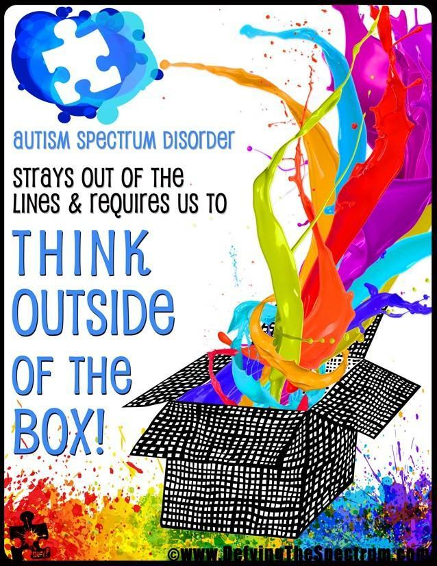 ASD Think Outside of the Box